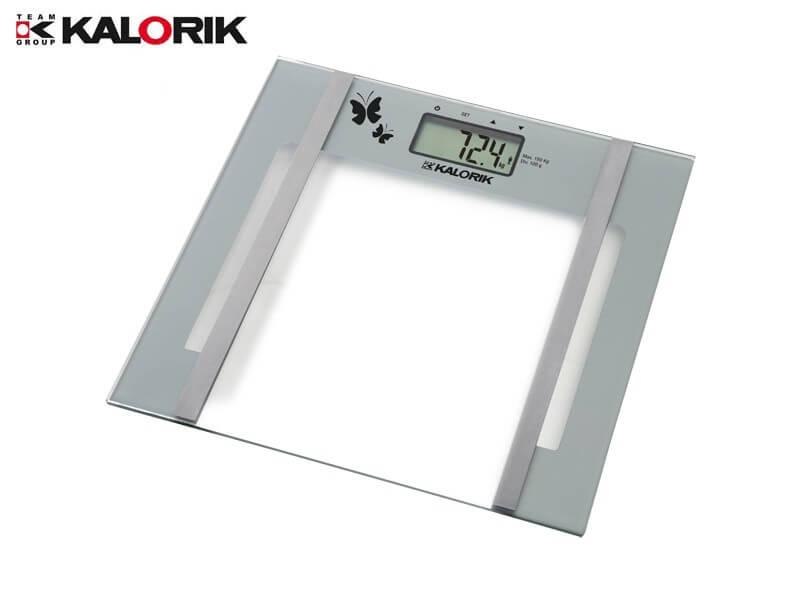 Kalorik Ebs1005mgc Electronic Bathroom Scale With Body Fat Yser