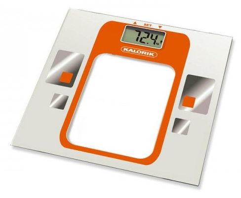 Kalorik Tkg Ebs 1007 C Electronic Bathroom Scale With Body Fat Yser