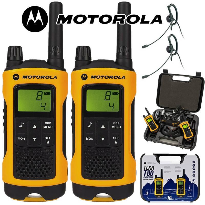 motorola tlkr t80 extreme walkie talkie 10km soundstar. Black Bedroom Furniture Sets. Home Design Ideas