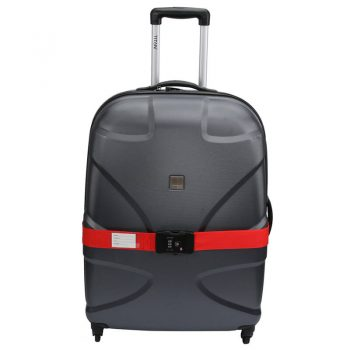 Olympia 200/TSA Luggage Strap Red