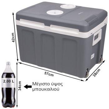 Κουτί ψυγείο νερό γραμμή
